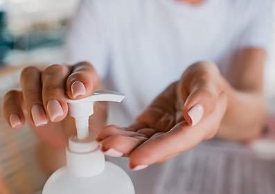 بهترین ترکیبات محلول ضدعفونی کننده دست