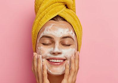 روش های مراقبت از پوست خشک صورت