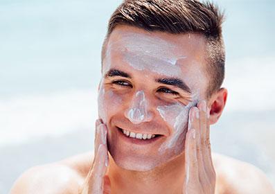 نحوه استفاده از کرم ضد آفتاب