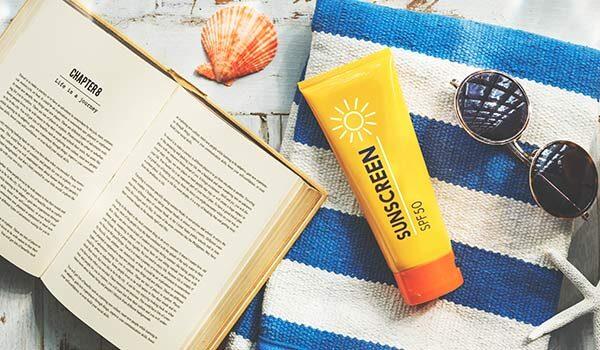 نحوه صحیح استفاده از ضد آفتاب